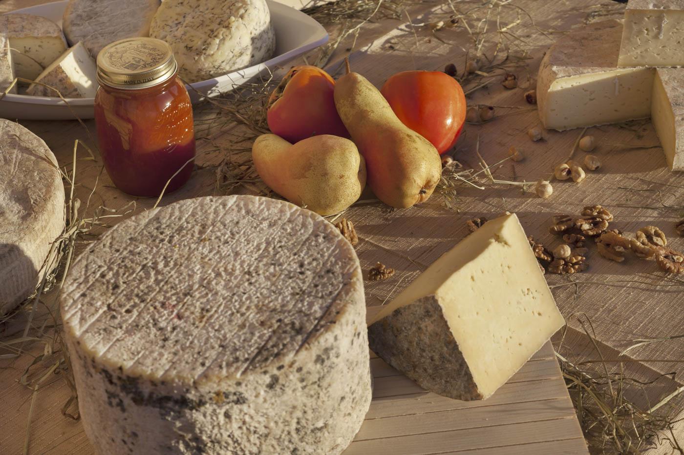 formaggi Cascina Ranverso